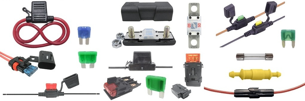 Inline Fuse Holders