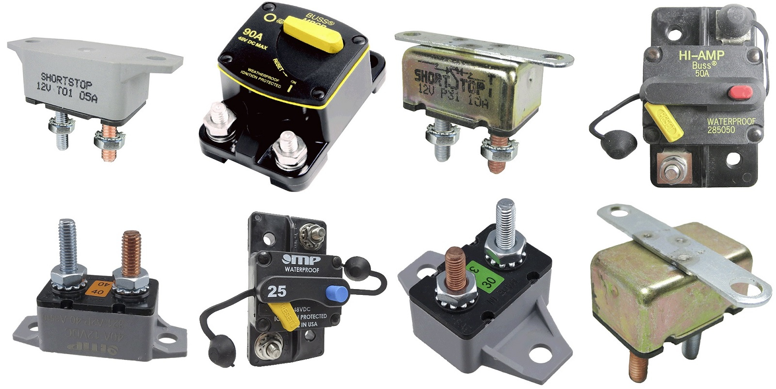 Surface Mount Circuit Breakers