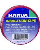 Flame Retardant Insulation Tape - Red