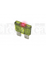 Littelfuse Auto Blade Fuses with Blown Fuse Indicator ATO/ATC Size 3A 32VDC