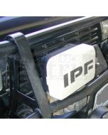 White Cover to suit IPF 800 Driving Lights