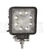 27W LED work light (Square)