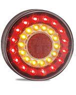 LED Autolamps 1XC Maxilamp Combination Lamp - 125mm diameter