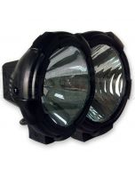 7inch HID Driving Light Kit (Spot and Spread Beam) 12V