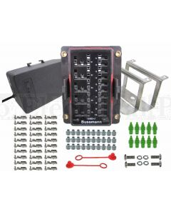 Bussmann 10 Circuit Minifuse and 5 Circuit Relay Block Kit