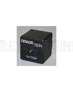 Omron 7234 SPDT 5 way Relay 12177234 GM Fan Relay