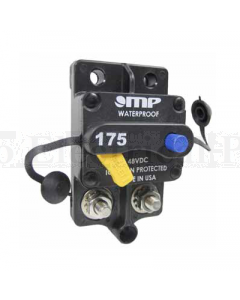 Mechanical Products 175-S1-035 Circuit Breaker Manual Reset 35A 48VDC
