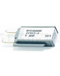 Bussmann 22903-6 Mini Blade Diode 6A