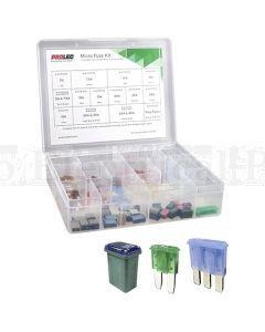 Microfuse Assortment Kit 136pcs