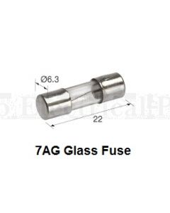 Glass Fuse 7AG 3Amp