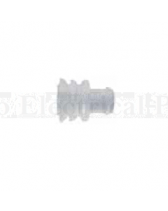 TE Connectivity 828922-1Cavity Plug Clear Silicone