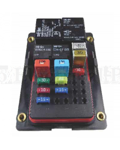 Bussman 15310-1-2 Fuse Relay Module. 60 position nonbussed, Tall.