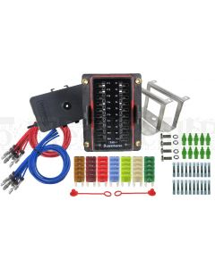 Bussmann 20 Circuit Fuse Box Kit