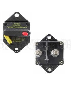 80A Circuit Breaker Panel Mount Breaker High Ampere