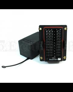 Bussmann 15303-4-0-4 RTMR 15300 Series Rear Terminal Mini Fuse and Relay Box (Non Bussed)
