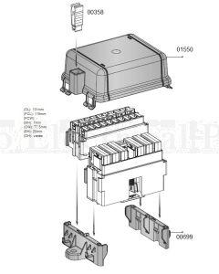 MTA 00358 Auto Fuse and Mini Fuse Puller