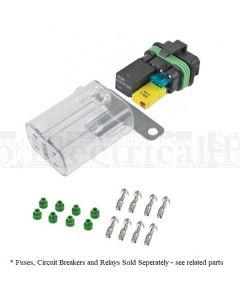 Bussmann 8 Position Power Distribution Unit IP66 Kit