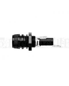 Bussmann HTB-26I-R Fuseholder 3AG Fingergrip 6.35mm 20A 250V