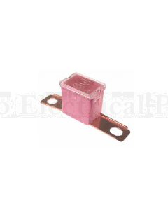 Pal Fuses Male Bent Terminal Large LBF040 40A 32VDC Link