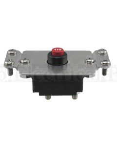 Like Klixon 7855-6 19M-P21-B-200 Circuit Breaker Stud Manual 200A 30VDC