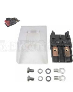 Littlefuse 152001KIT1 Maxi Fuse Holder In Line Kit 60A 2.5 - 6mm2