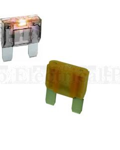 Littlefuse MAXI 32V Slo-Blo 80A Maxi Blade Fuse with Blown Fuse Indicator