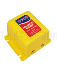 Low Voltage Sensitive Relay - 140Amp, 12V