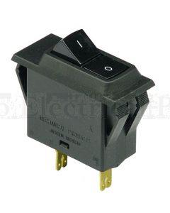 5A Circuit Breaker Switch Panel Mount Series 24