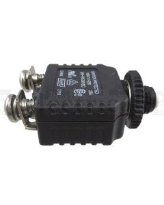 "Mechanical Products Manual Reset Circuit Breaker- Screw Terminal 35A 3/8"" -27"