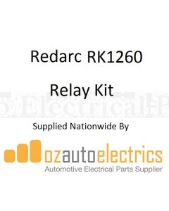 Redarc RK1260 Relay Kit RK-12-60