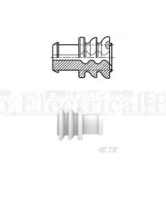 TE Connectivity 828905-1 White Cable Seal